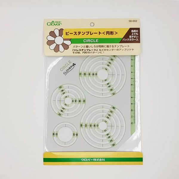 plantilla-regla-circulos-circle-clover